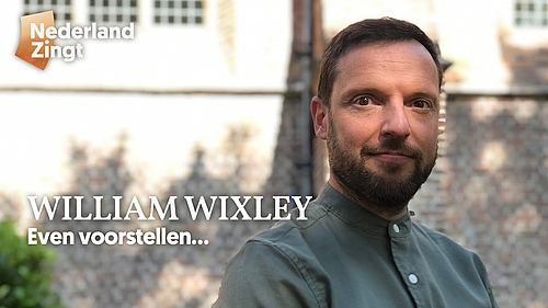 Even voorstellen… William Wixley