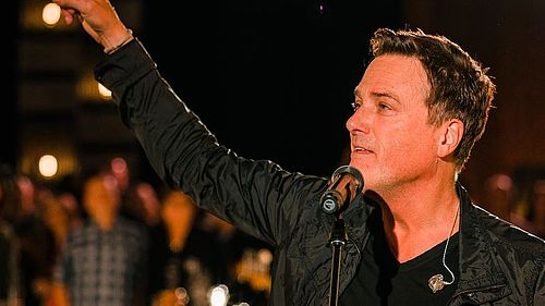 Michael W. Smith in Nederland